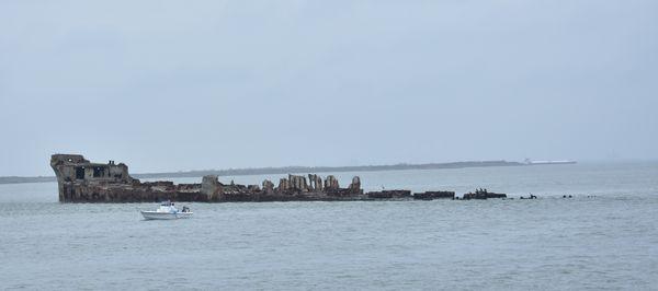 Concrete Sunken Ship thumbnail