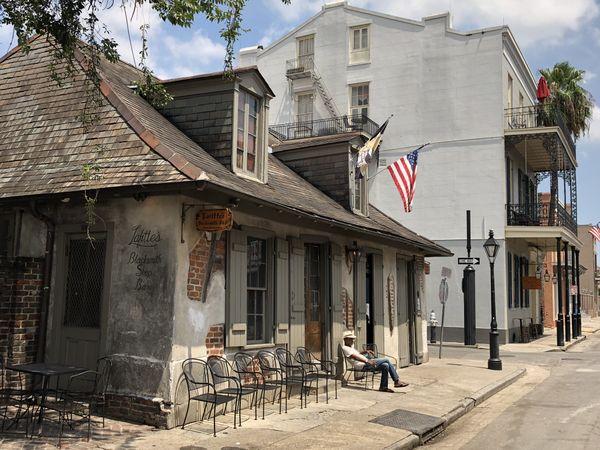 Afternoon on Bourbon Street thumbnail