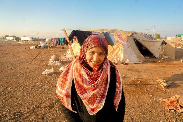 Syrian Refugee Lady thumbnail