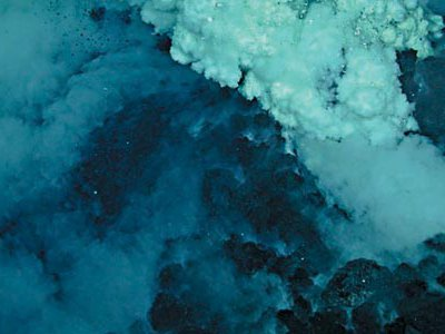 William Chadwick Jr. and a team from the National Oceanic Atmospheric Administration were the fist to video tape an erupting underwater volcano