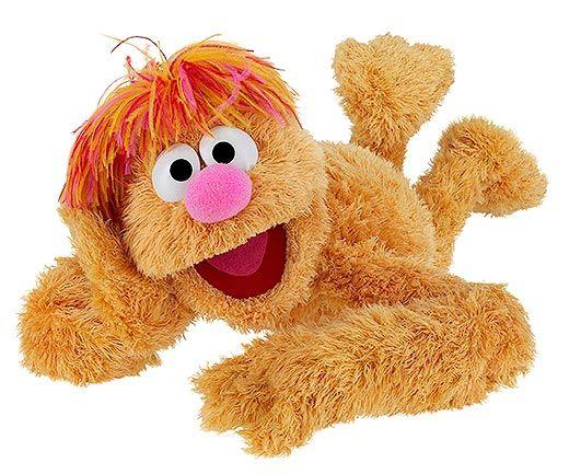 Ollie Sesame Street