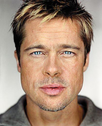 Martin Schoeller Brad Pitt
