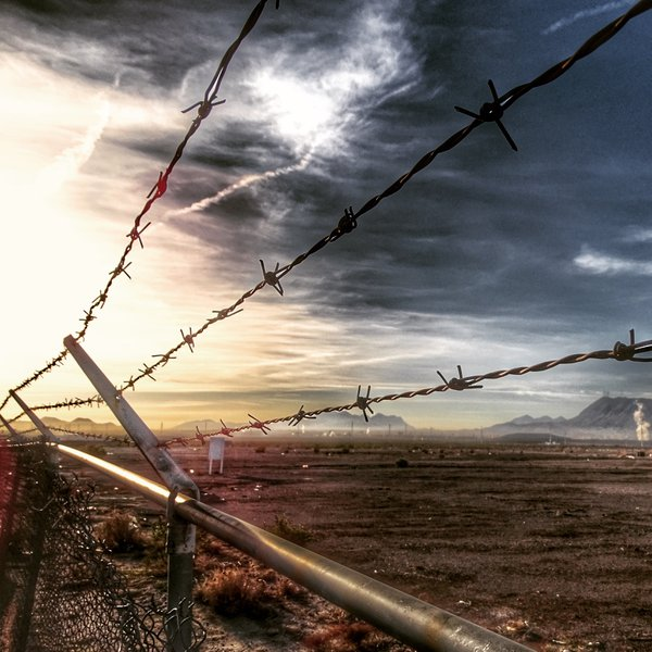 Sierras and Barbed Wire thumbnail