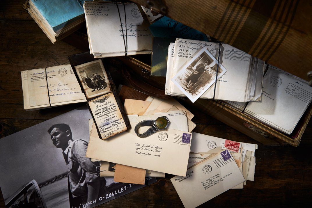 The Unprecedented Effort to Preserve a Million Letters Written by U.S. Soldiers During Wartime