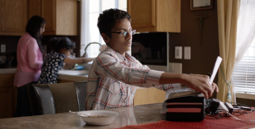 Meet the 13-Year-Old Who Invented a Low-Cost Braille Printer