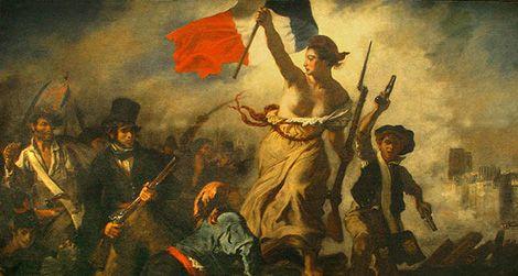 Delacroix's La Liberté