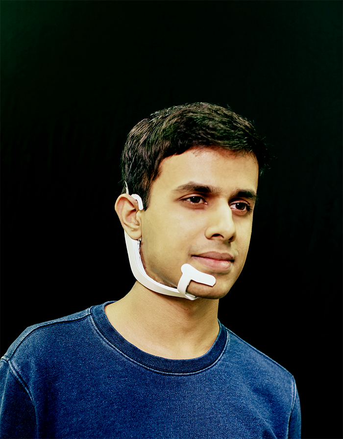 This Device Can Hear You Talking to Yourself