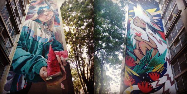 Urban Wood Street Art Belgrade thumbnail