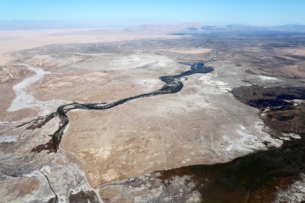 Aerial Colorado