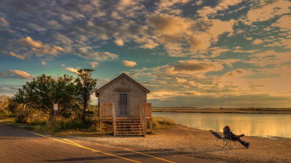 Sunset On Assateague Island thumbnail