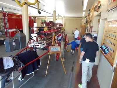 The Santa Ana Fire Museum