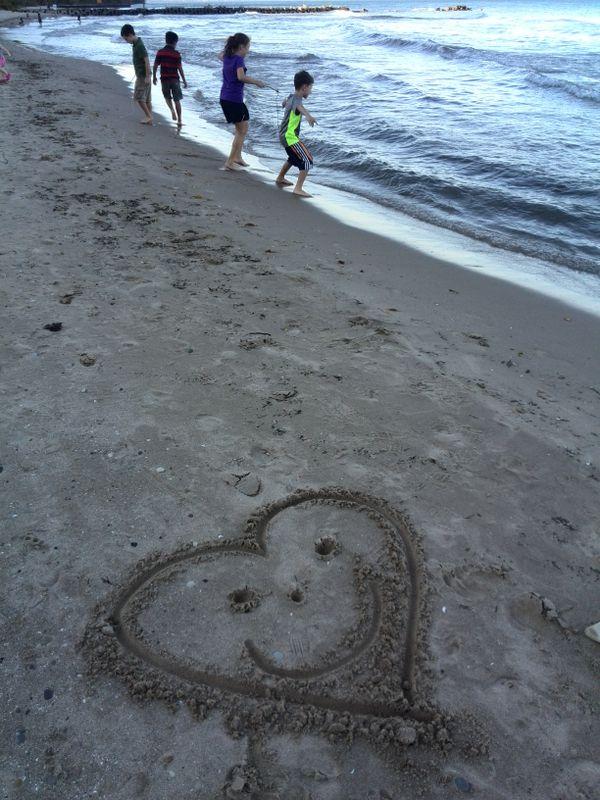 Smiling heart thumbnail