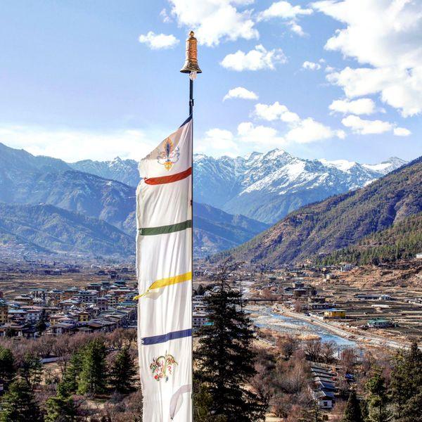 Paro Valley Himalayas thumbnail
