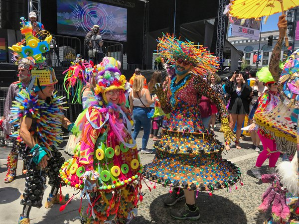 The 2019 Pride Parade in San Francisco thumbnail