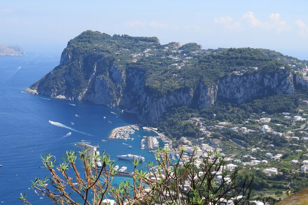 From the heights of Anacapri thumbnail