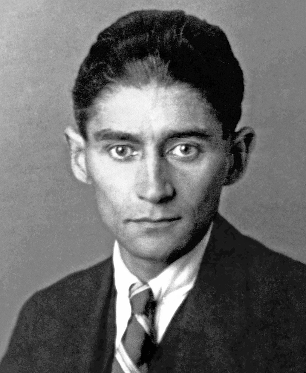 You Can Now Explore an Unseen Trove of Franz Kafka's Personal Papers Online