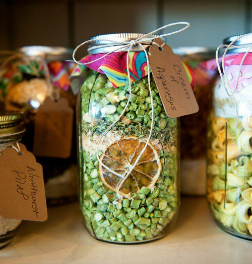 Meals in a Jar: From Pancakes to Baby Back Ribs, Just Add Water