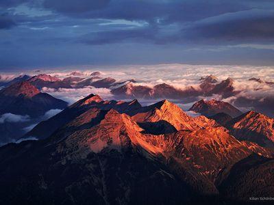 Alps, Germany & Austria