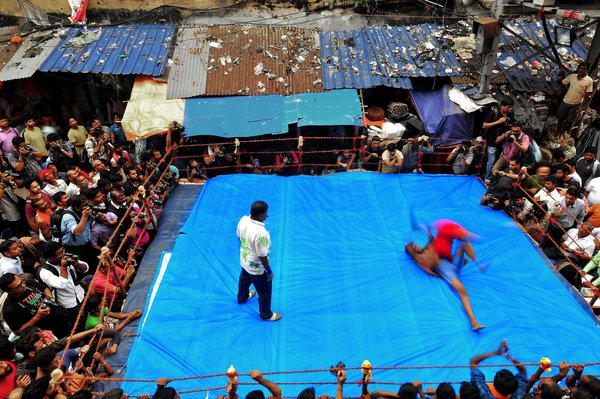 WRESTLING COMPETITION thumbnail
