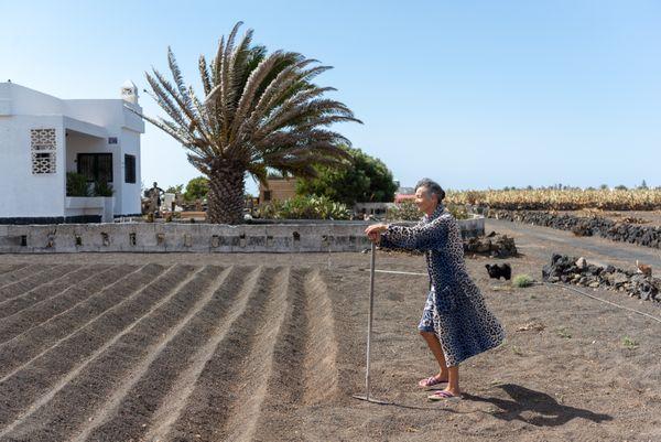 Old Farmer in Lanzarote thumbnail
