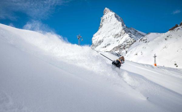 Skiing Matterhorn thumbnail