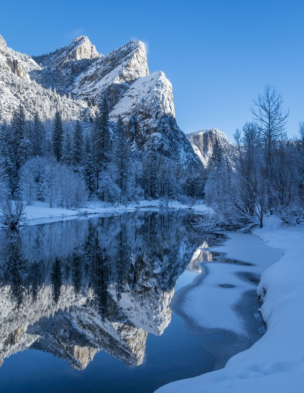 Our National Parks - Yosemite Valley thumbnail