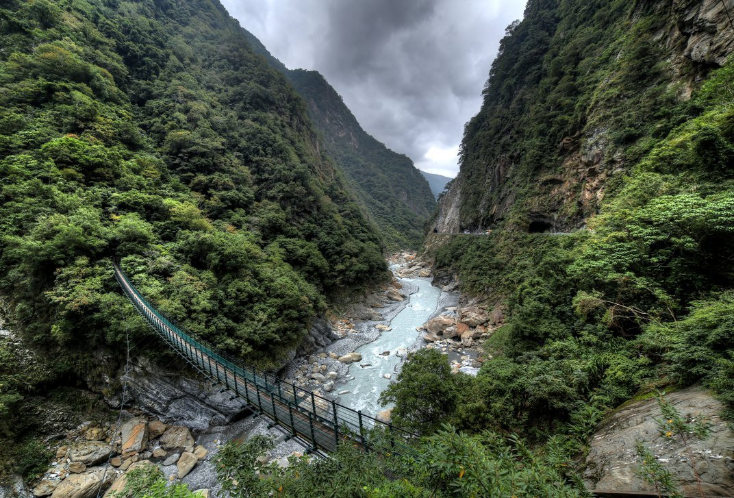 Taiwan's Most Breathtaking Mountain Landscapes