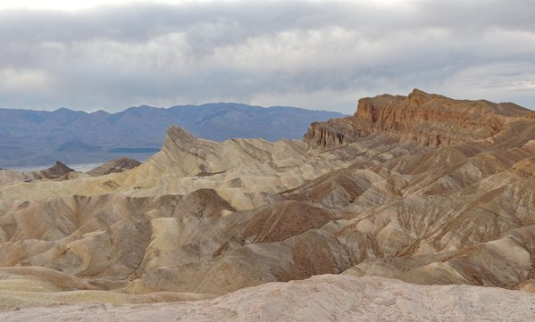 Stormy Skies in Death Valley thumbnail
