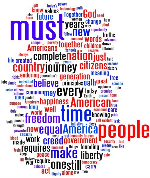 Text of Barack Obama's Second Inaugural Address