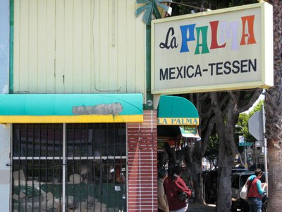 Eateries like La Palma in San Francisco's Mission District are revered by some communities, but off-the-radar for others