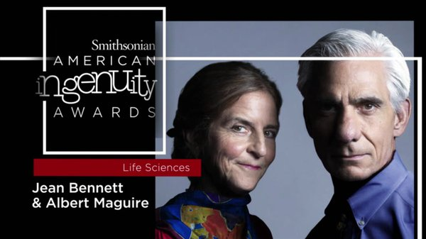Preview thumbnail for Smithsonian Ingenuity Award Winners: Jean Bennett and Albert Maguire