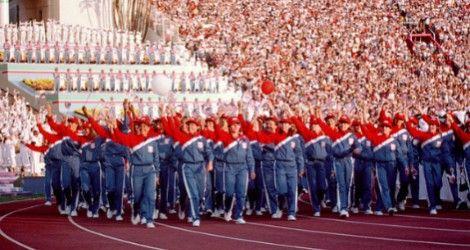 The 1984 U.S. Olympic team
