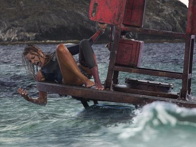"""Blake Lively in """"The Shallows."""""""