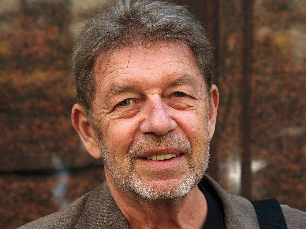 Author Pete Hamill