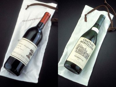 Bottles of the two triumphant vintages 1973 Chateau Montelena chardonnay and 1973 Stag's Leap Wine Cellars cabernet sauvignon are now held in the Smithsonian collections.