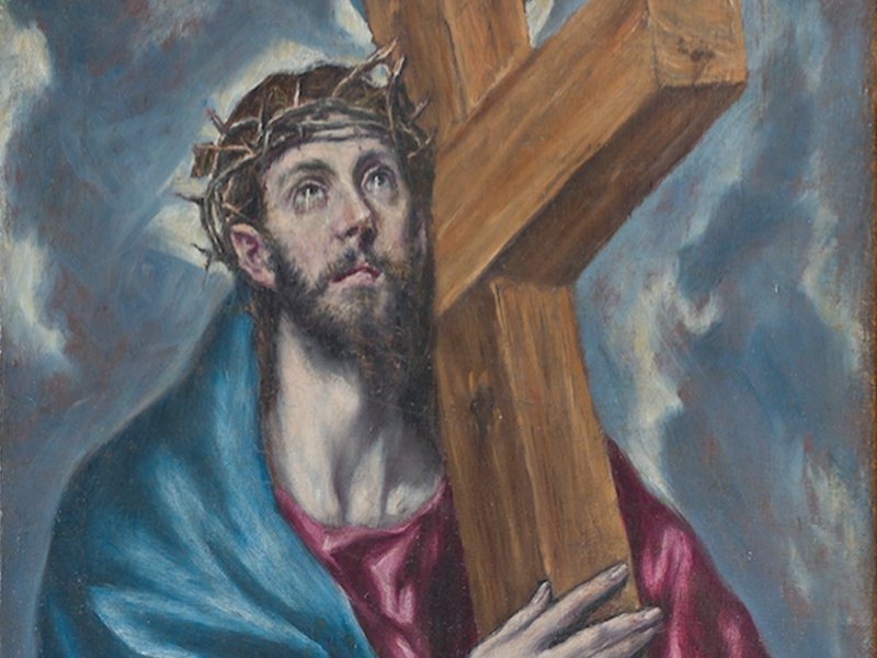 Detail from Christ Carrying the Cross