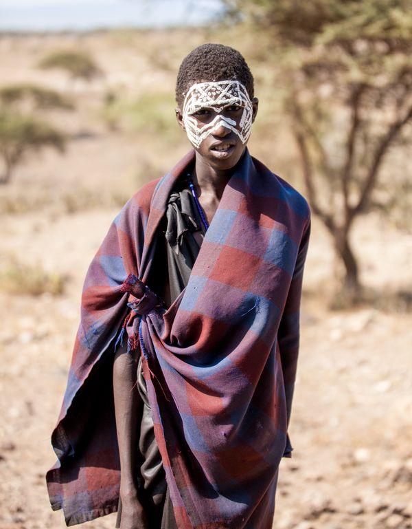 Maasai Warrior thumbnail