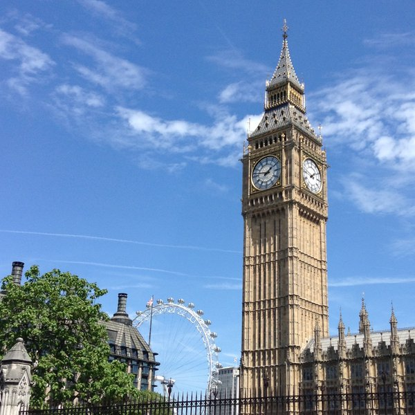 London in the Summer thumbnail