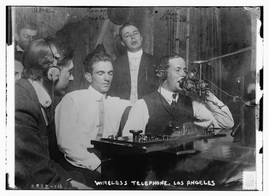 A Mobile Phone From 1922? Not Quite