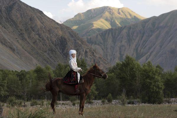 Kyrgyz Nomad Portrait thumbnail