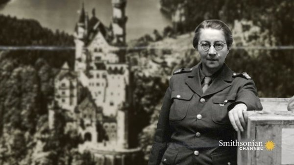 Preview thumbnail for This French Woman Risked Her Life to Document Nazi Theft
