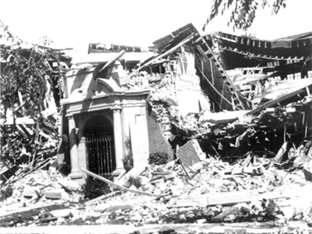 Long Beach Quake
