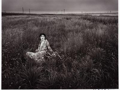 Simmon: A Private Landscape (#1), by Hosoe Eikoh, 1971
