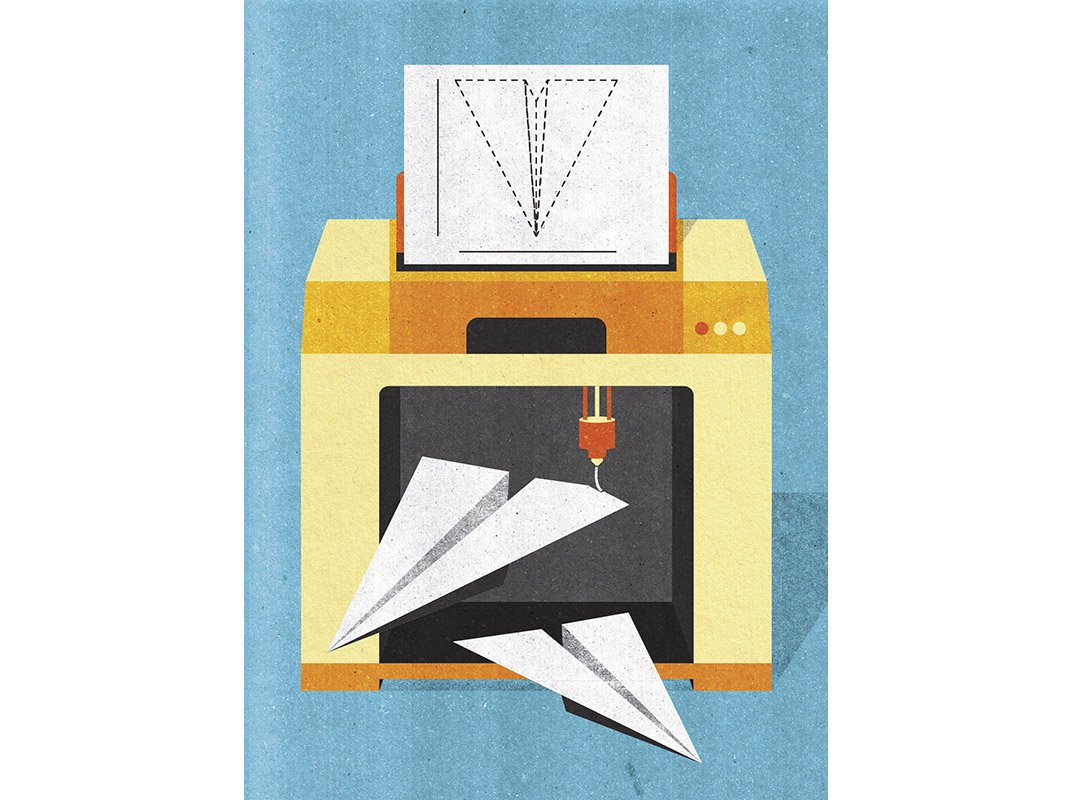 How the Photocopier Changed the Way We Worked—and Played