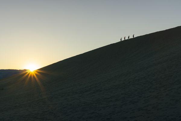 Hikers on the Hoizon thumbnail