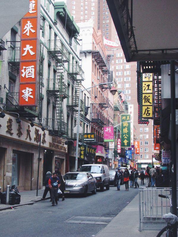 A walk through Chinatown NYC thumbnail
