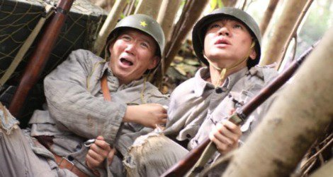"""Chapman To and Wong Cho-lam star in """"La Comédie Humaine,"""" screening at the Freer Galley Friday at 7 PM"""