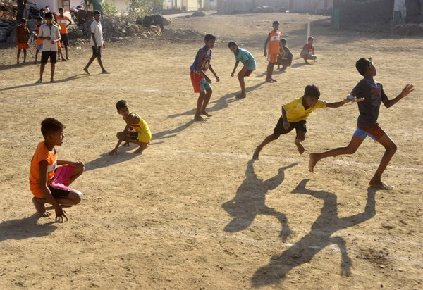 KHO-KHO IN PEAK SUMMER. thumbnail