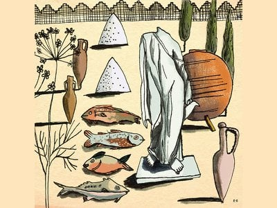 Top Spanish chefs have endorsedgarum as a fishy sauce with deep roots in Spanish and Roman history.