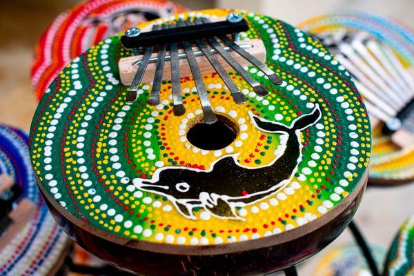 Thumb Piano from the Chamorro Village thumbnail